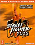 img - for Street Fighter EX2 Plus: Prima's Official Strategy Guide book / textbook / text book