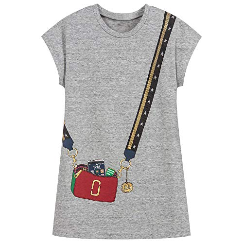 Toddler Girls Dress Cartoon Cotton Kids Unicorn Dress Christmas (5T, G455) ()