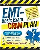 CliffsNotes EMT-Basic Exam Cram Plan [CLIFFSNOTES EMT BASIC EXAM CRA] [Paperback]