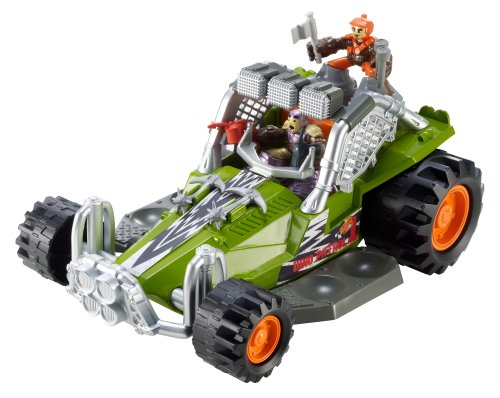 Matchbox Big Boots Dino Rescue Buggy