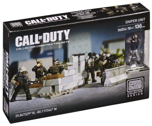 Mega Construx Call of Duty Sniper Unit