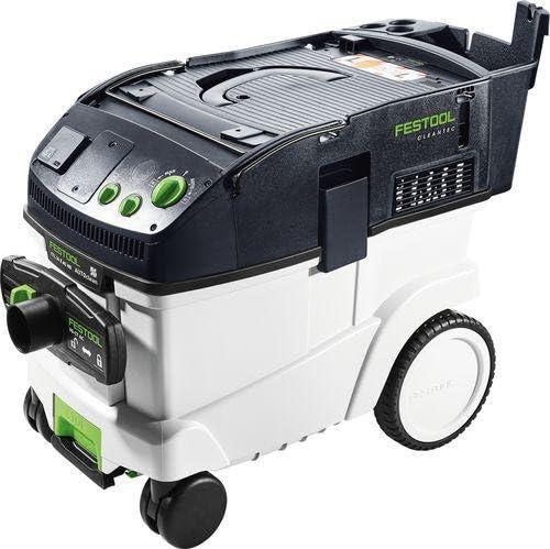 Festool CTL 36 E AC HD CLEANTEC - Aspirador 575292, negro/verde ...