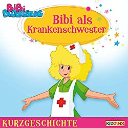 Bibi als Krankenschwester (Bibi Blocksberg - Kurzgeschichte)