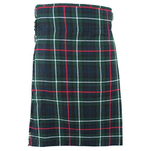 Tartanista MacKenzie 5 Yard 10 oz Scottish Highland KILT (5 Yard Wool Kilt)