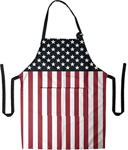 ProSphere American Flag All Over Print Apron from ProSphere