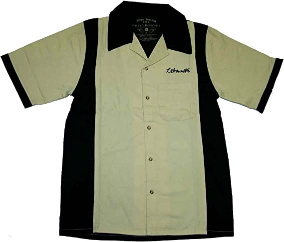 The Big Lebowski Réplica Urban Achievers camisa con botones: Amazon.es: Ropa y accesorios