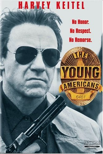 DVD : The Young Americans (DVD)