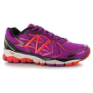 Running De New Mesdames Pink V4 Yellow Balance 1080 Chaussures pxCqO