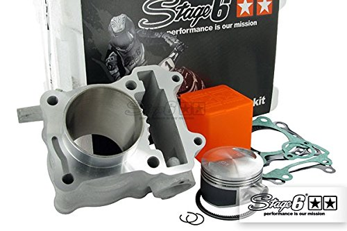 de 2004 /Honda Scoopy Sh 150/4T Cilindro Kit Stage6/