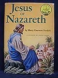 img - for Jesus of Nazareth (World Landmark Books Series #W-42) book / textbook / text book