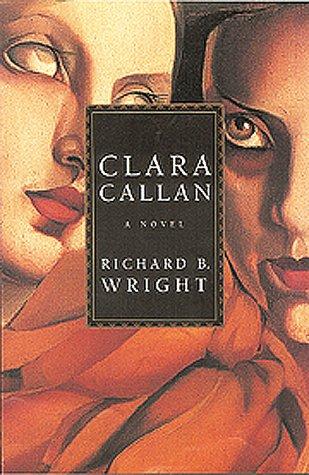 book cover of Clara Callan