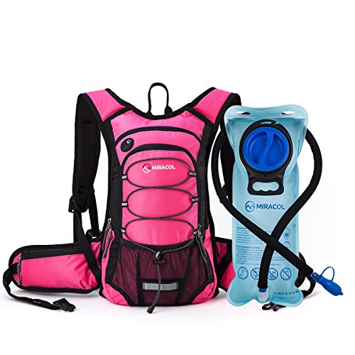 MIRACOL Hydration Backpack with ...