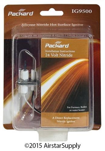 - Packard Aftermarket Replacement Igniter for Comfortmaker Part # 1009524