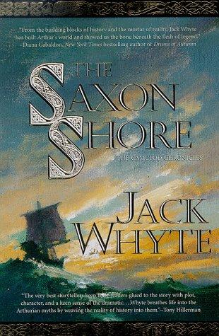 book cover of The Saxon Shore