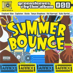 Summer Bounce Riddim [VINYL]: Amazon co uk: Music