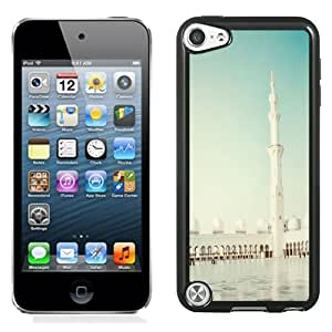 New Fashionable Designed For iPod Touch 5th Phone Case With Muslim Mosque Phone Case Cover
