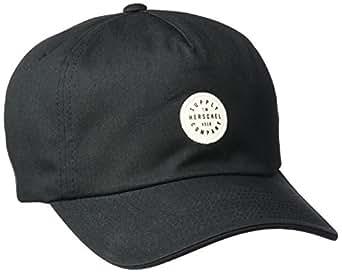 Herschel Supply Co. Men's Kent Cap, Black, One Size