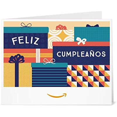 Cheque Regalo de Amazon.es para imprimir