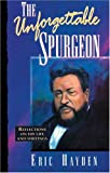 Unforgettable Spurgeon, Eric Hayden, 1889893056