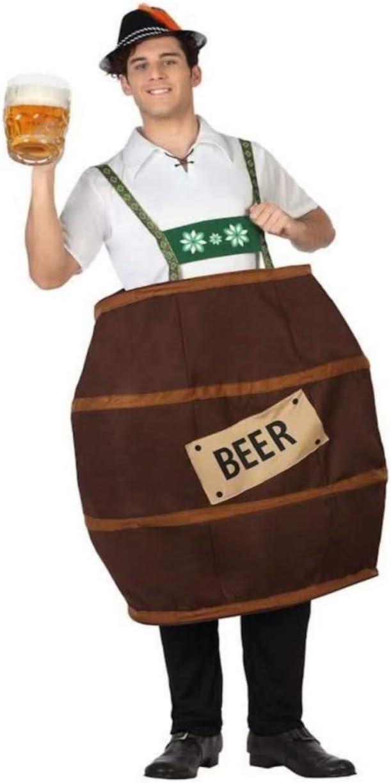 Atosa - 26752 - Disfraz Para Adultos - Barril De Cerveza - T-2 ...