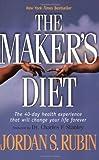 The Maker's Diet, Jordan S. Rubin, 0425204138