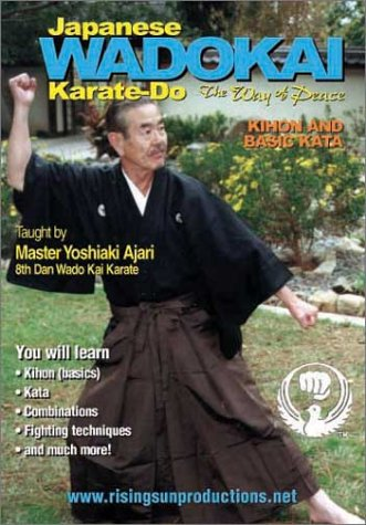 Wadokai Karate-Do kihon and Basic Kata