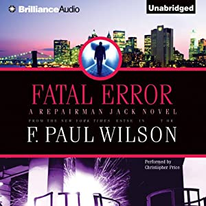 Fatal Error Audiobook