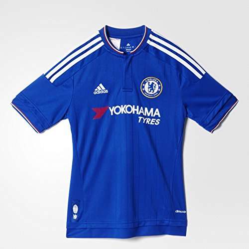 adidas Youth Chelsea Home Replica Soccer Jersey X-Large