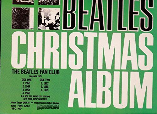 The Beatles - THE BEATLES CHRISTMAS ALBUM - THE BEATLES FAN CLUB ...