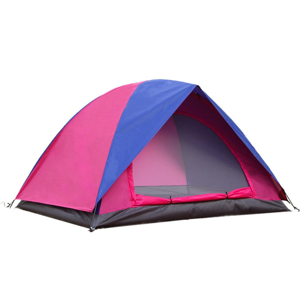 Hlxx Doppel Zelt Outdoor Camping 2 Doppel Schatten Zelt Camping Strand Zelt