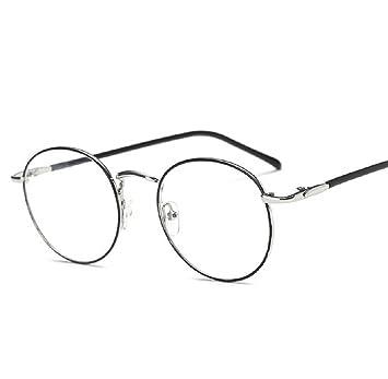 Miroir plat métallique Elyseesen Hommes femmes carré Vintage en miroir lunettes de soleil lunettes de soleil Sports de plein air Glasse (D) aIlDbBBJ