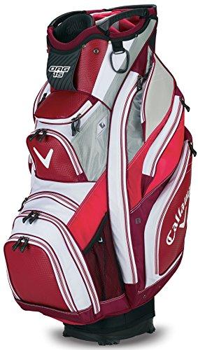 Callaway 2015 Org 15 Golf Cart Bag, Red