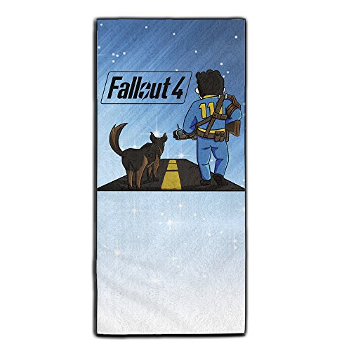 Fallout4 Quick Drying Bathroom Furniture Towels One Size (Fallout Cosplay Buy)
