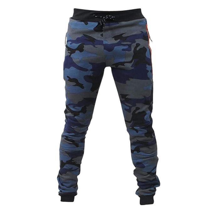 Pantalones de Camuflaje para Hombre 72673115277