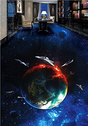 250cmx175cm Customize 3d Wallpaper Star Wars Universe 3d Floor Wallaper Pvc Self Adhesive Wallpaper Papel De Parede C Buy Online In China At Desertcart