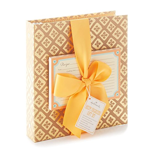Hallmark Recipe Book Gift Set