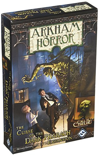 (Arkham Horror: Curse of the Dark Pharaoh Revised Edition)