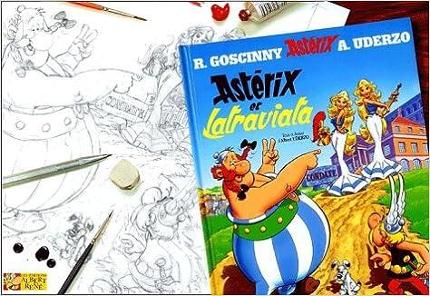 Amazon Fr Asterix Tome 31 Asterix Et Latraviata