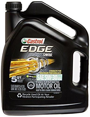 castrol-03084-edge-5w-30-synthetic-motor-oil-5-quart