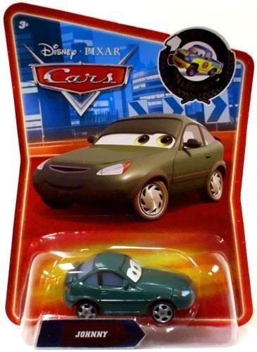 Disney / Pixar CARS Exclusive 145 Die Cast Car Final Lap Series Johnny - Exclusive Car Series