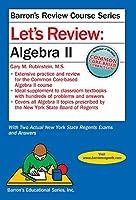 Let's Review Algebra II (Barron's Regents NY)