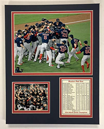 Legends Never Die Boston Red Sox - 2018 World Series Champions - Celebration - 11
