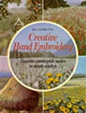 Creative Hand Embroidery, Sue Newhouse, 0855327278