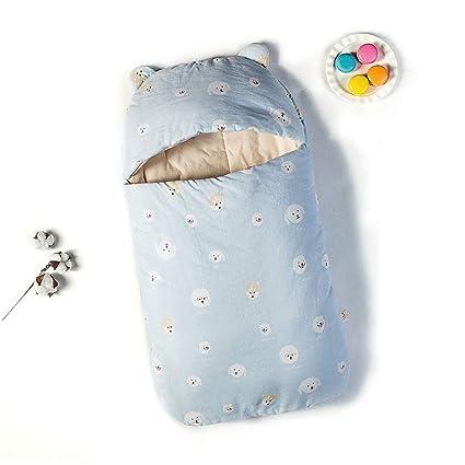 Saco de Dormir para bebés, Noches seguras Saco de Dormir para bebés de algodón 0