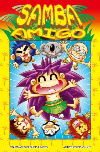 (Samba Amigo - The Funny City Life of A Jungle Boy (1))