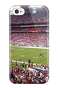 Special JakeNC Skin Case Cover For Iphone 4/4s, Popular Arizonaardinals Phone Case