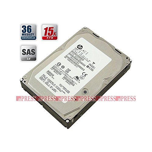 Sas Nhp Hdd - HP 581317-002 600GB 15K SAS 3.5 NHP Hard Drive