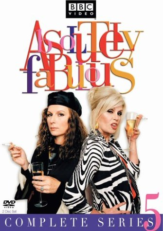 Absolutely Fabulous - Complete Series 5 -