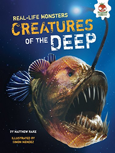 Creatures of the Deep (Real-Life Monsters) -