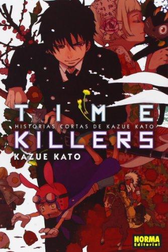 Descargar Libro Time Killers Kazue Kato